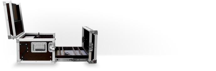 flight cases a medida - stilbox | flight cases, racks, maletas de