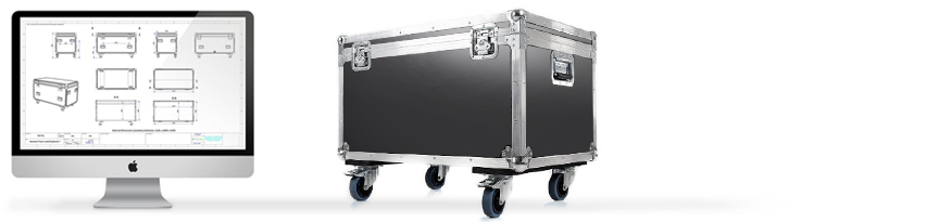 Flight cases diseño a medida